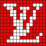 Alpha pattern #55661 variation #159201
