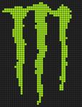 Alpha pattern #88188 variation #159234
