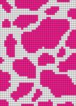 Alpha pattern #85460 variation #159277