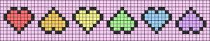 Alpha pattern #88097 variation #159296