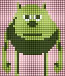 Alpha pattern #45431 variation #159297