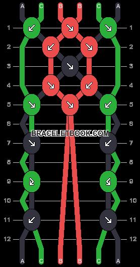 Normal pattern #87834 variation #159365 pattern