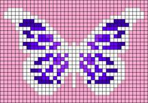 Alpha pattern #44354 variation #159418