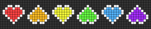 Alpha pattern #88097 variation #159419