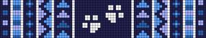 Alpha pattern #72262 variation #159471