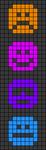 Alpha pattern #88095 variation #159478