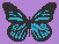 Alpha pattern #88373 variation #159535