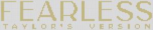 Alpha pattern #86917 variation #159557