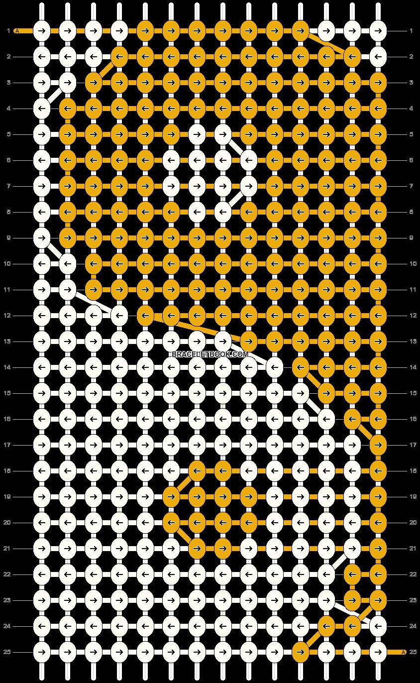 Alpha pattern #87658 variation #159561 pattern