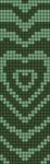 Alpha pattern #86377 variation #159651