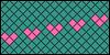 Normal pattern #88350 variation #159672
