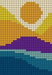 Alpha pattern #41047 variation #159673