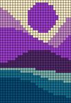 Alpha pattern #41047 variation #159676