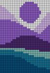 Alpha pattern #41047 variation #159678