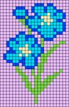 Alpha pattern #87837 variation #159682