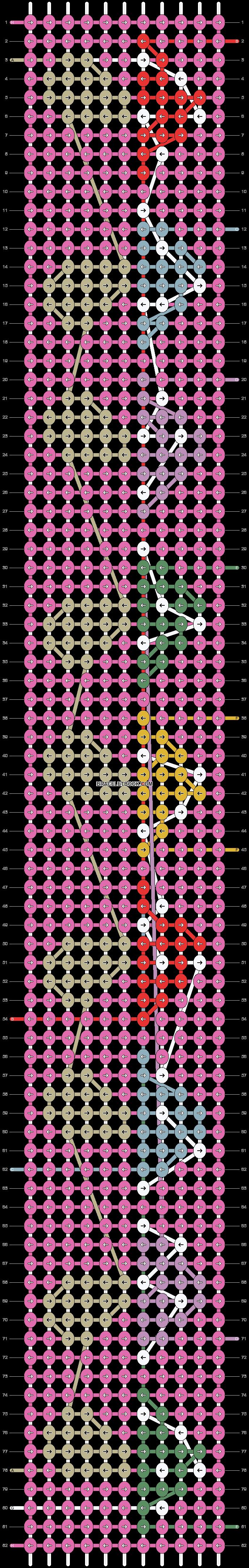 Alpha pattern #88407 variation #159694 pattern