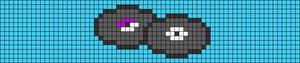 Alpha pattern #84672 variation #159735