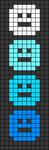 Alpha pattern #88340 variation #159736