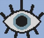 Alpha pattern #88425 variation #159819