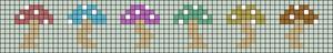 Alpha pattern #88160 variation #159821