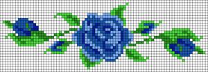 Alpha pattern #87566 variation #159835