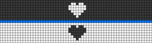 Alpha pattern #74289 variation #159874