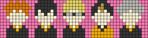 Alpha pattern #38154 variation #159926