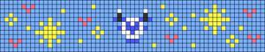 Alpha pattern #88524 variation #159934