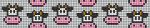 Alpha pattern #53931 variation #159945