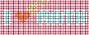 Alpha pattern #88497 variation #159957