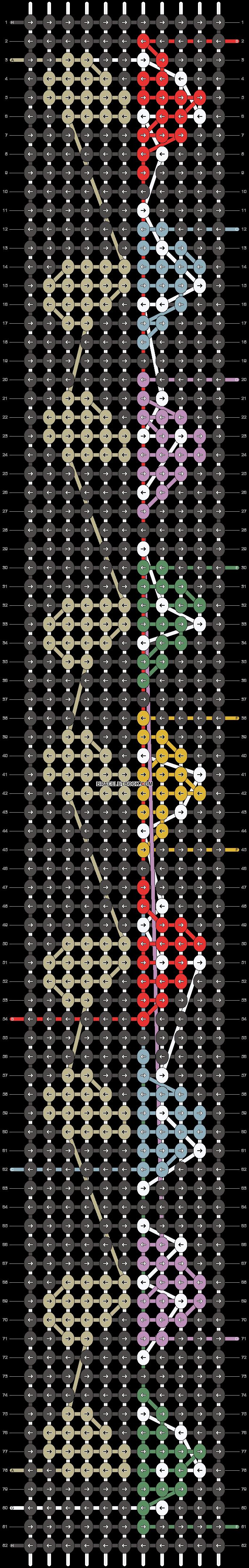 Alpha pattern #88407 variation #159958 pattern