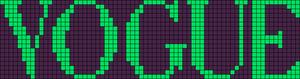 Alpha pattern #3323 variation #159963