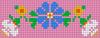 Alpha pattern #22163 variation #160010