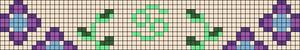 Alpha pattern #84639 variation #160124
