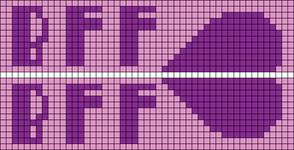 Alpha pattern #81598 variation #160229