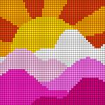 Alpha pattern #59455 variation #160234