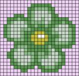 Alpha pattern #81813 variation #160238