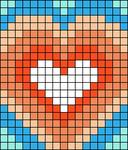 Alpha pattern #88666 variation #160266