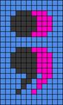 Alpha pattern #88655 variation #160276