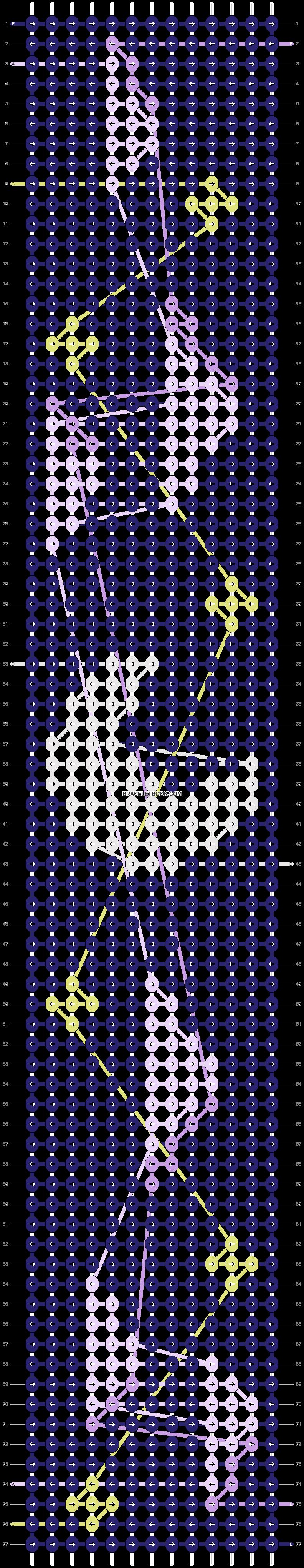 Alpha pattern #87616 variation #160318 pattern