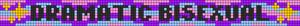 Alpha pattern #87861 variation #160375