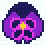 Alpha pattern #88789 variation #160447