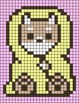Alpha pattern #69807 variation #160503