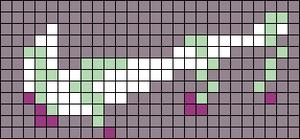 Alpha pattern #55698 variation #160533
