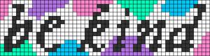 Alpha pattern #79409 variation #160546