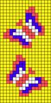 Alpha pattern #80563 variation #160627