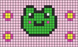 Alpha pattern #87742 variation #160690
