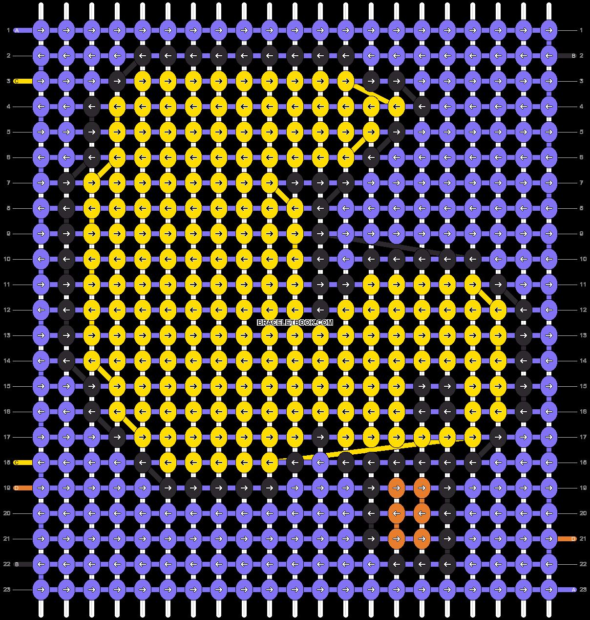 Alpha pattern #88897 variation #160700 pattern