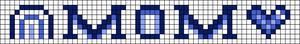 Alpha pattern #88978 variation #160718