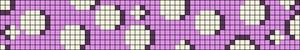 Alpha pattern #66363 variation #160724